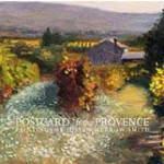 """Postcard from Provence"" - Julian Merrow-Smith"