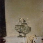 Sir William Nicholson (1872‑1949) 'The Glass Bowl' 1920
