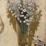 Sir William Nicholson (1872‑1949) 'Lillies of the Valley' 1925