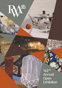 RWA Open Exhibition Poster