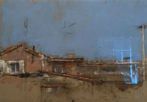 Nathan Ford landscape painting