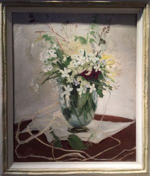 Painting by William Nicholson